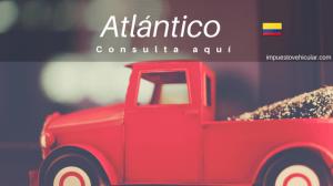impuesto vehicular atlantico